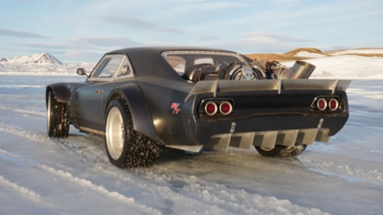 Ridiculous Cars from Fate of the Furious