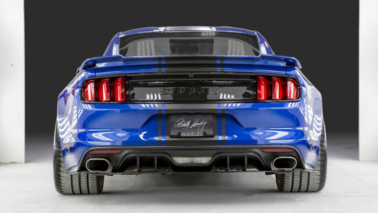Super Snake Shelby F150 >> Shelby's widebody Mustang is a concept, but its Super ...