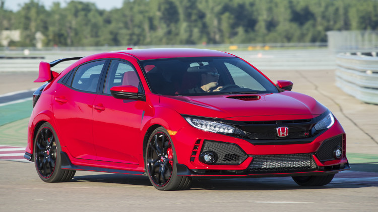 honda dreaming up civic type r variants with more power