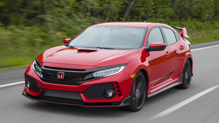 honda dreaming up civic type r variants with more power awd autoblog. Black Bedroom Furniture Sets. Home Design Ideas
