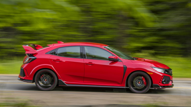 honda dreaming up civic type r variants with more power. Black Bedroom Furniture Sets. Home Design Ideas