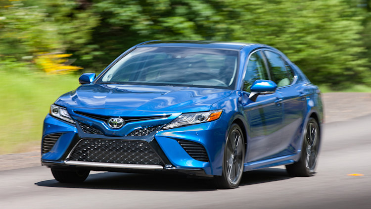 2018 toyota camry first drive photo gallery autoblog. Black Bedroom Furniture Sets. Home Design Ideas