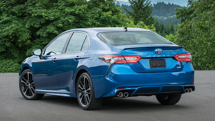 Brilliant Desirable At Last  2018 Toyota Camry Camry Hybrid First