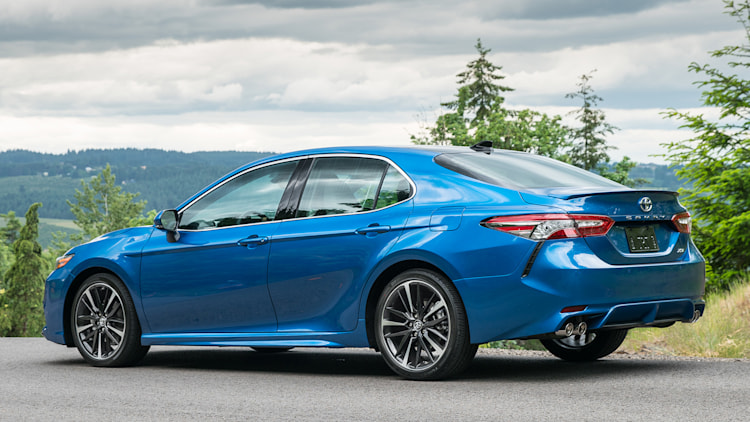Perfect Desirable At Last  2018 Toyota Camry Camry Hybrid First