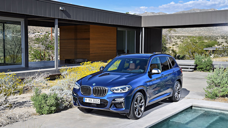 2018 Bmw X3 All New Faster And More Efficient Than Ever
