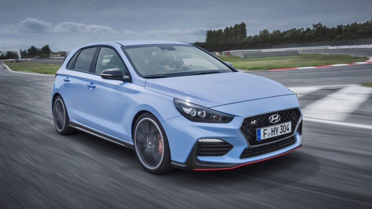 Hyundai i30 N kicks off new performance brand with 276 hp