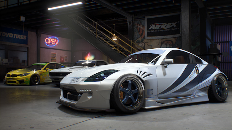 Can You Customize Cars In Nfs Undercover