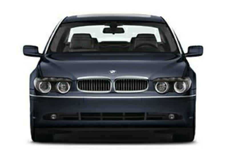 2003 BMW 760 Exterior Photo