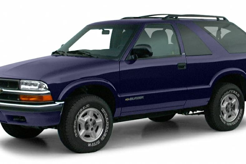 2001 chevrolet blazer information. Black Bedroom Furniture Sets. Home Design Ideas