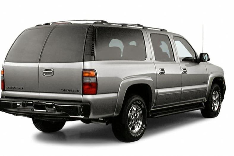 2001 Chevrolet Suburban 1500 Exterior Photo