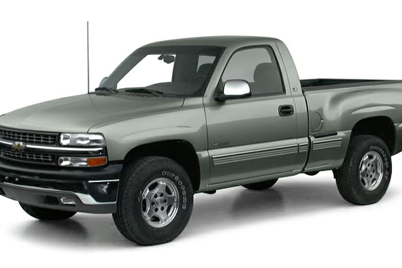 2001 Chevrolet Silverado 1500 on 2006 sierra engine