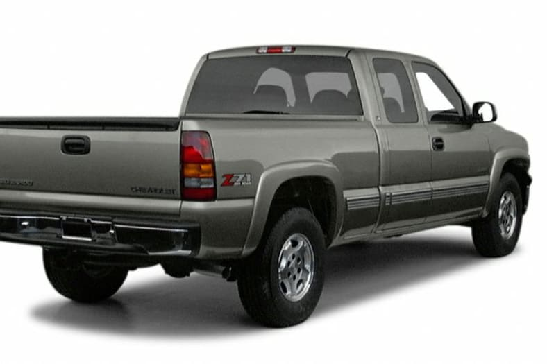 2001 Chevrolet Silverado 1500 Exterior Photo