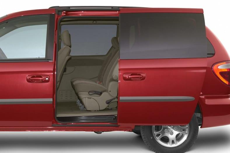 2001 Dodge Caravan Exterior Photo