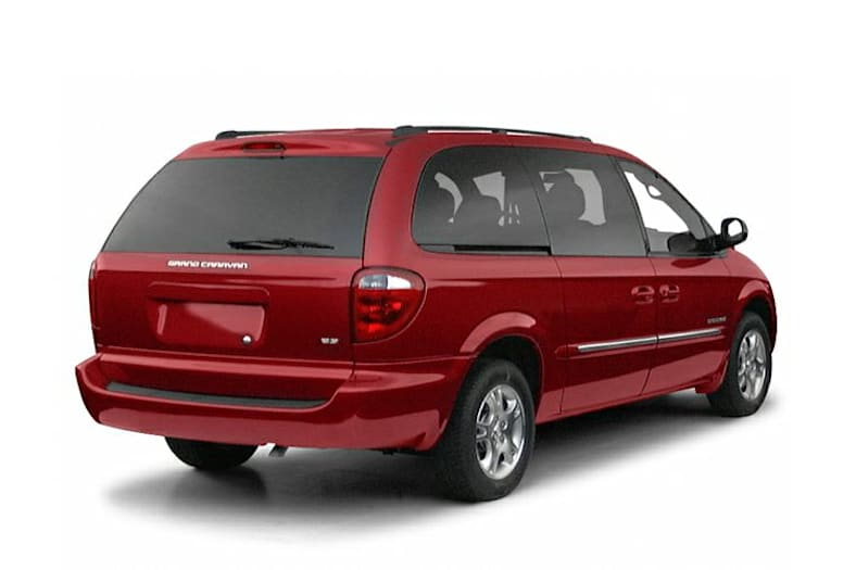 2001 Dodge Grand Caravan Exterior Photo