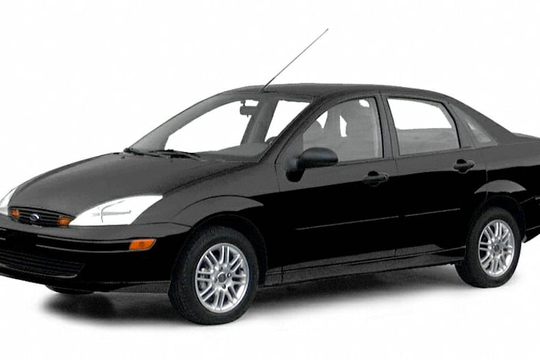 2001 Ford Focus Exterior Photo