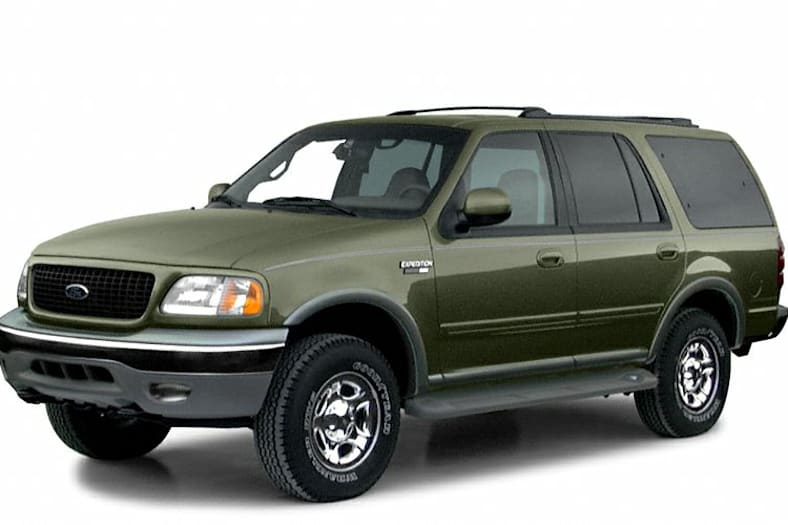 2001 Ford Expedition Exterior Photo