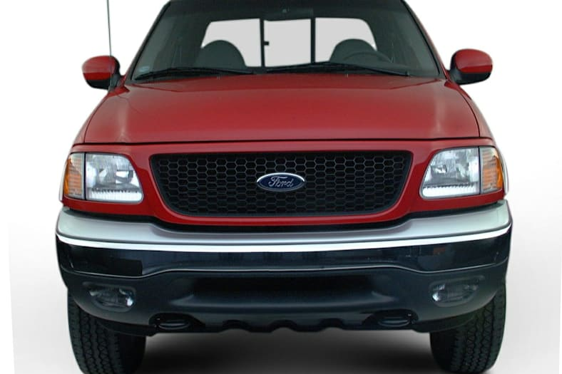 2001 Ford F-150 SuperCrew Exterior Photo