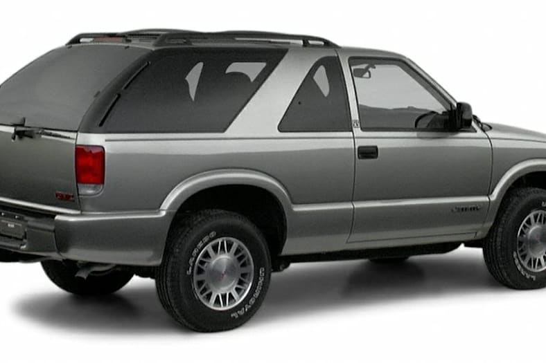 2001 GMC Jimmy Exterior Photo