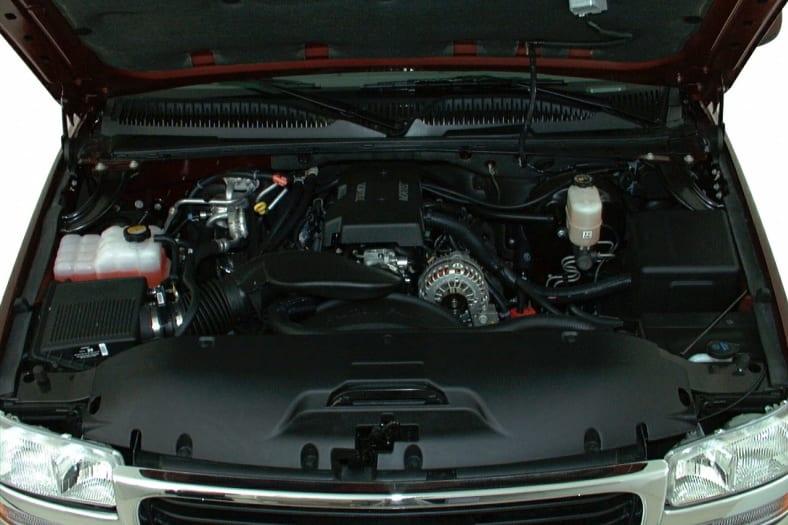 2001 GMC Yukon Exterior Photo