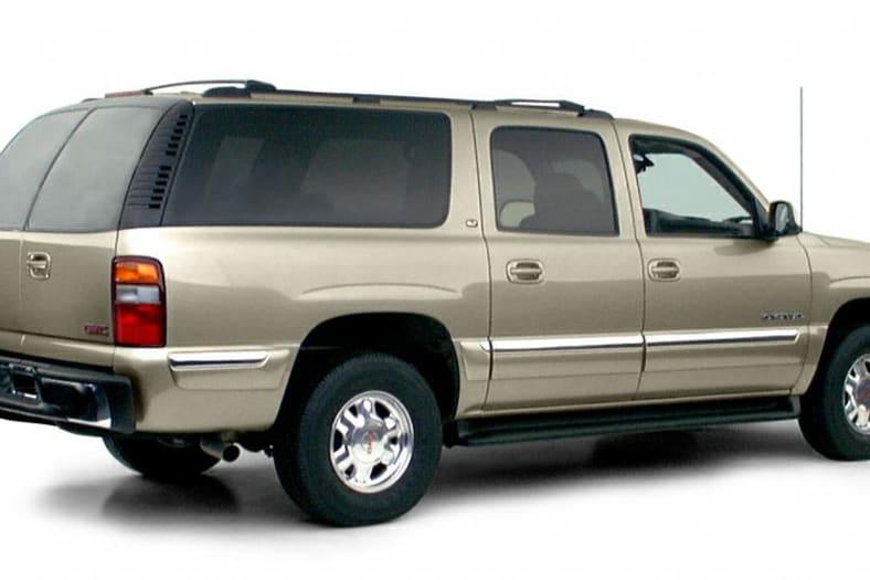 2001 GMC Yukon XL 2500 Exterior Photo