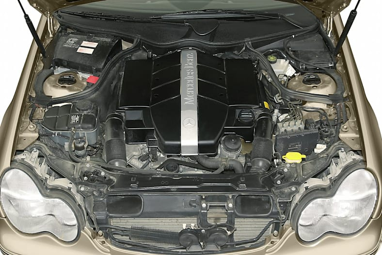 2001 Mercedes-Benz C-Class Exterior Photo