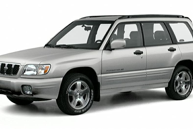 2001 Subaru Forester Exterior Photo