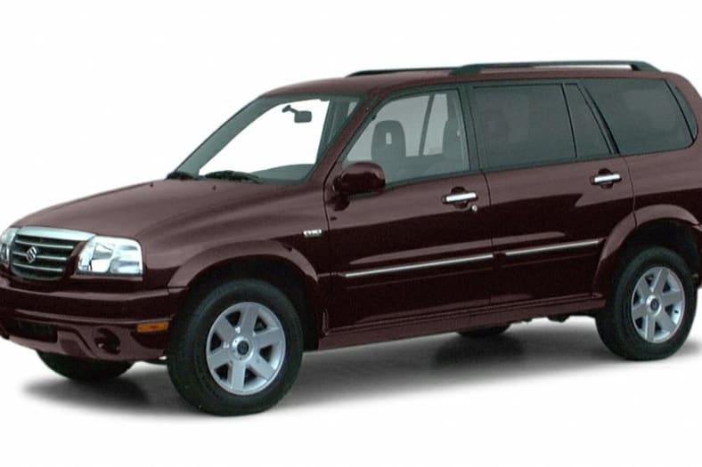 2001 Suzuki Grand Vitara XL-7 Exterior Photo