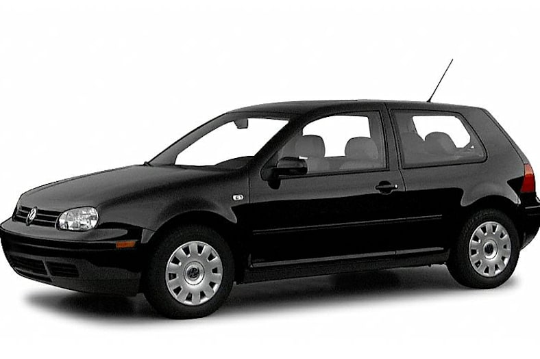 2001 volkswagen golf gl 2dr hatchback information. Black Bedroom Furniture Sets. Home Design Ideas