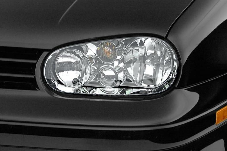 2001 Volkswagen Golf Exterior Photo