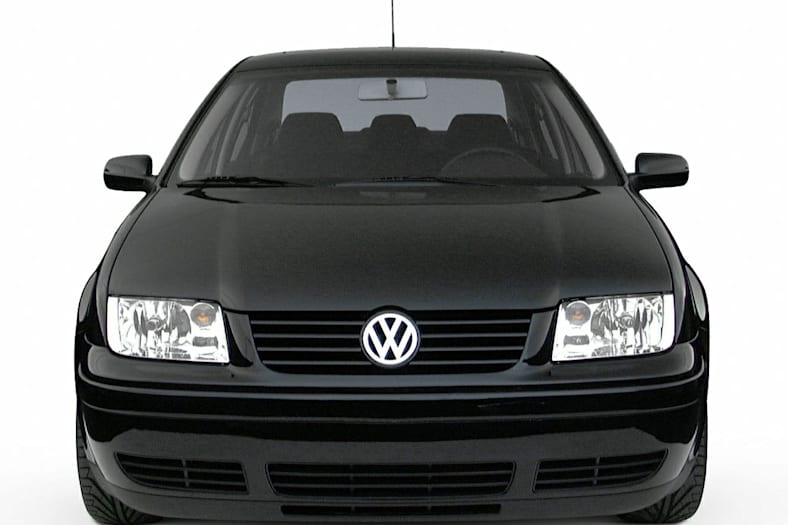 2001 Volkswagen Jetta Exterior Photo