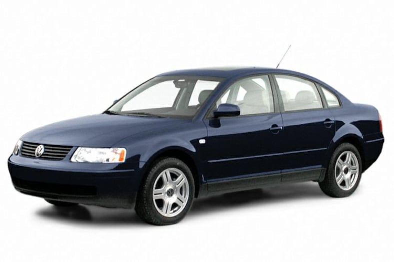 2001 Volkswagen Passat Exterior Photo
