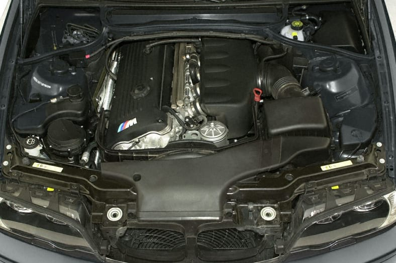 2002 BMW M3 Exterior Photo