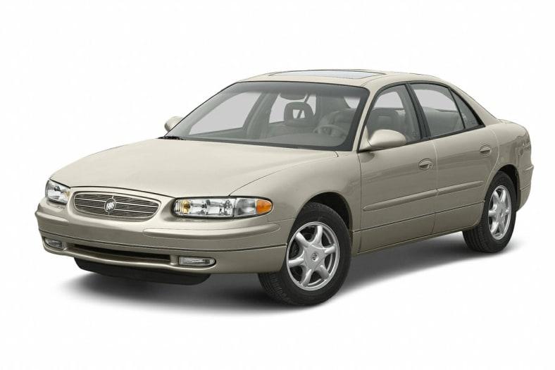 2002 Buick Regal Exterior Photo