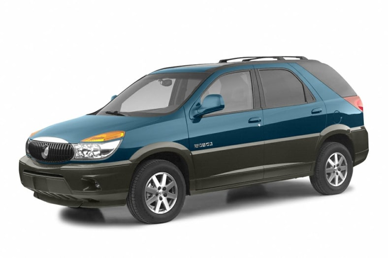 2002 buick rendezvous information. Black Bedroom Furniture Sets. Home Design Ideas