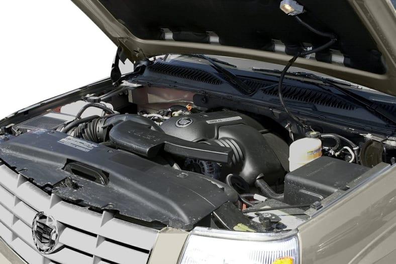 2002 Cadillac Escalade EXT Exterior Photo