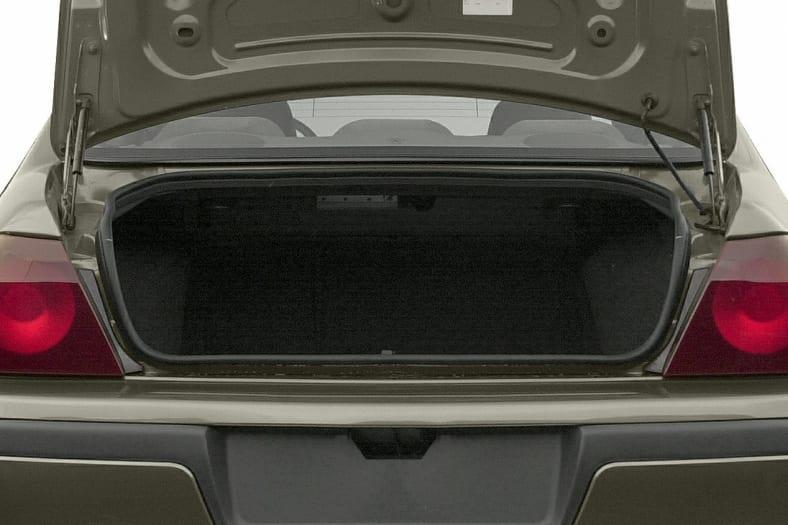 2002 Chevrolet Impala Exterior Photo