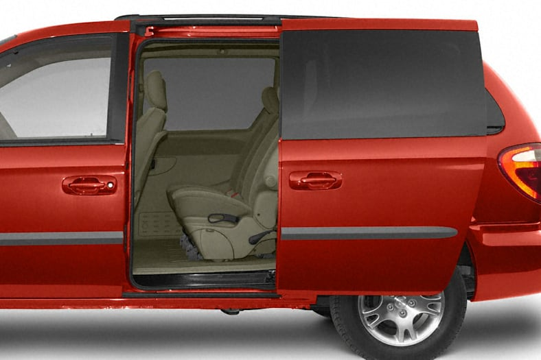2002 Dodge Caravan Exterior Photo