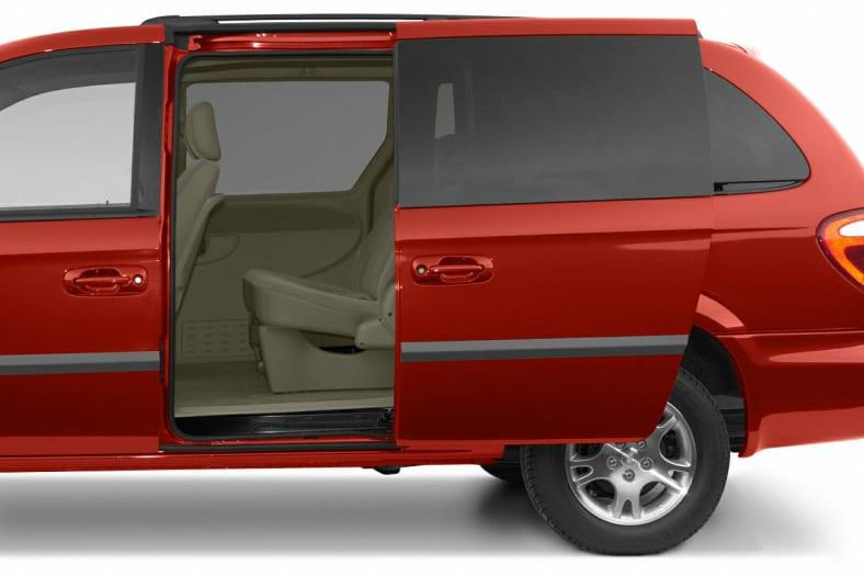 2002 Dodge Grand Caravan Exterior Photo
