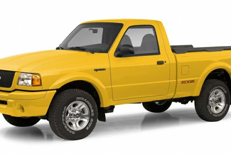 2002 Ford Ranger Information