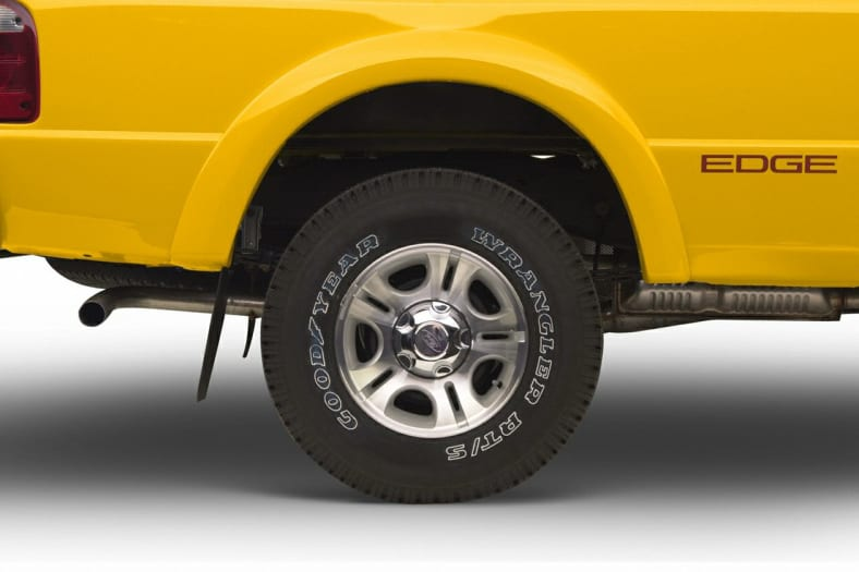 2002 Ford Ranger Exterior Photo
