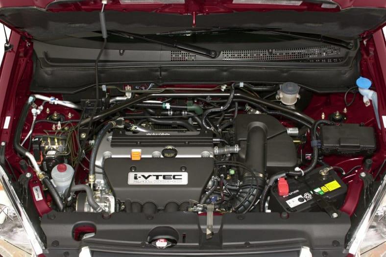2002 Honda CR-V Exterior Photo