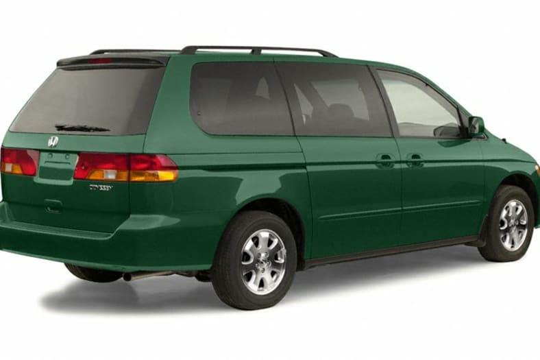 2002 Honda Odyssey Exterior Photo