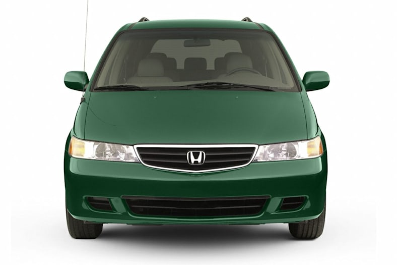 2002 Honda Odyssey Pictures