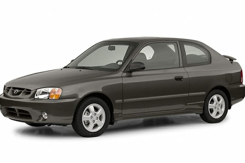 2002 Hyundai Accent Information