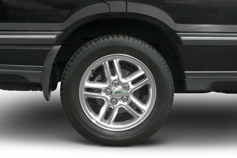 2002 Land Rover Range Rover Exterior Photo