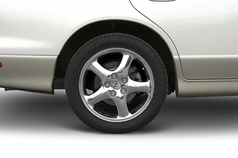 2002 Mazda Millenia Exterior Photo