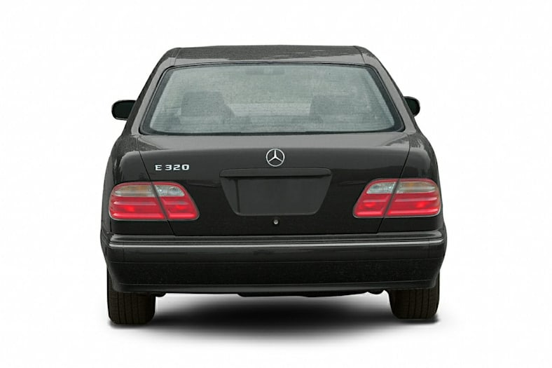 2002 Mercedes-Benz E-Class Exterior Photo