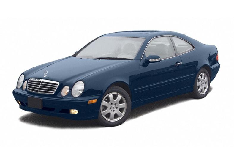 2002 CLK-Class