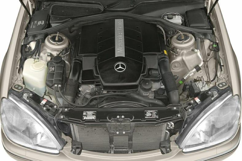 2002 Mercedes-Benz S-Class Exterior Photo