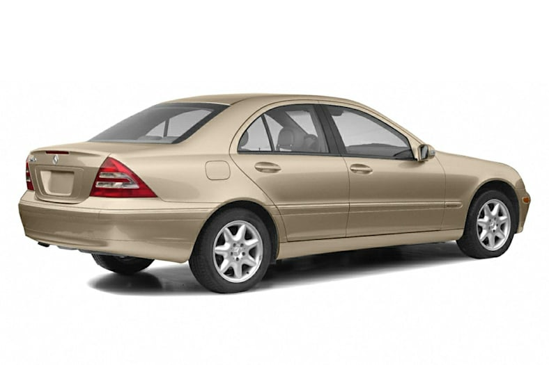 2002 Mercedes-Benz C-Class Exterior Photo